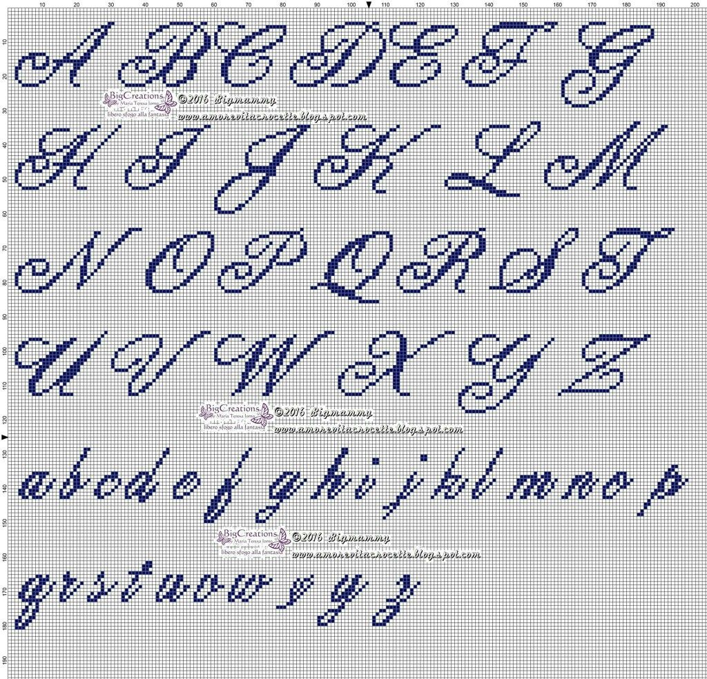 Pin by janet perry napa needlepoint on alphabet charts for Alfabeto a punto croce per neonati