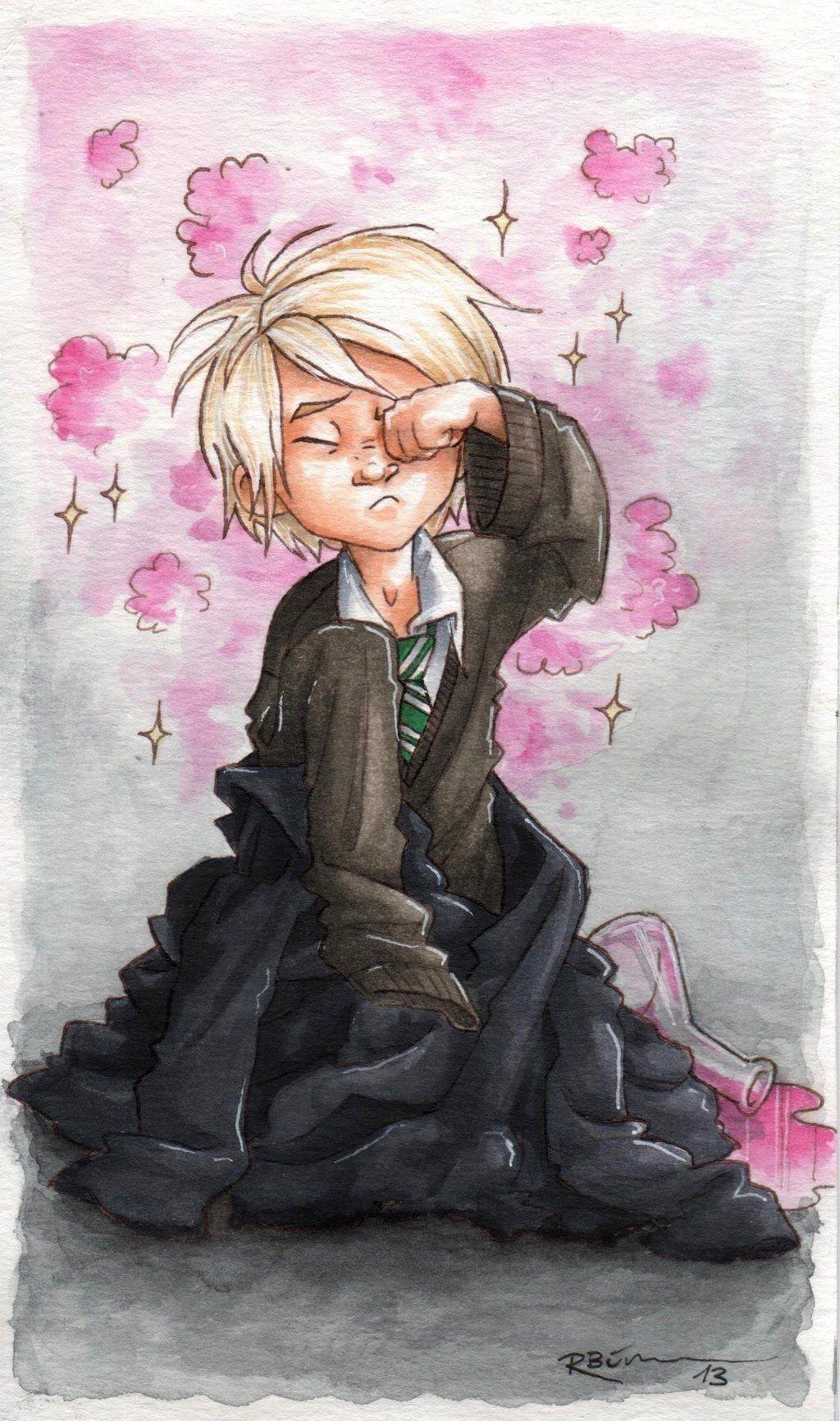 Baby Draco | Harry Potter Stuff in 2019 | Harry potter fan