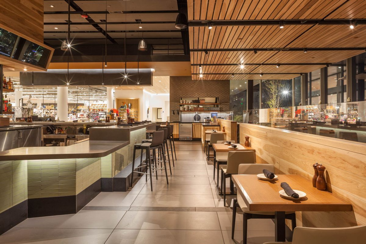 Bazille at the Woodlands by CCS Architecture - Retailand Restaurant Design