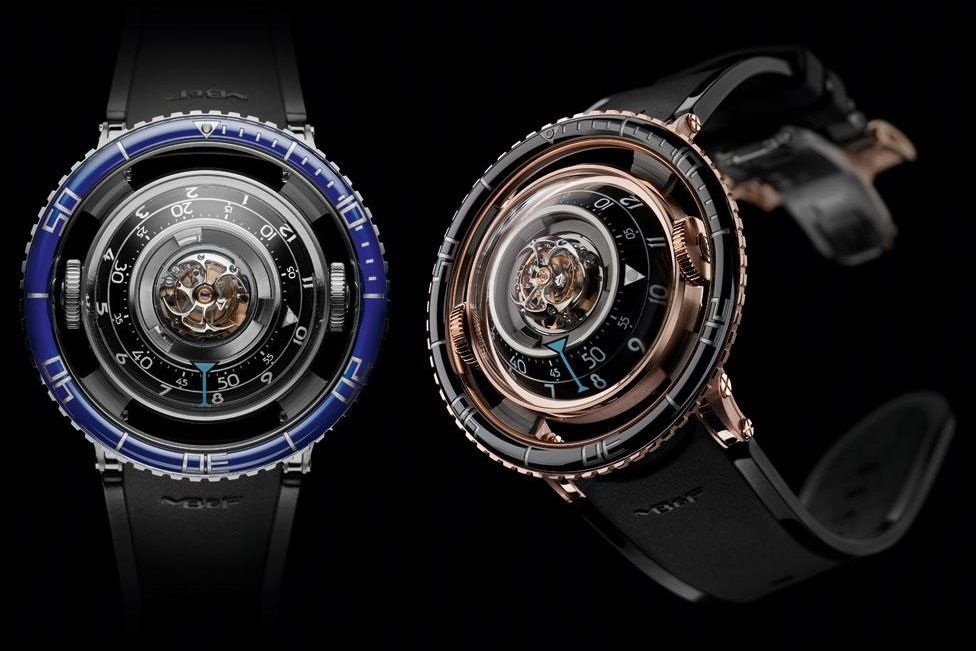 MB&F Horological Machine №7 Aquapod