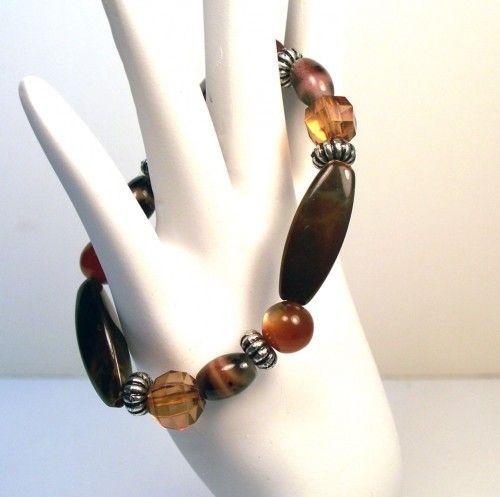 Caramel Cat S Eye Ring Diamontrigue Jewelry: Brown Caramel Cats Eye Bracelet
