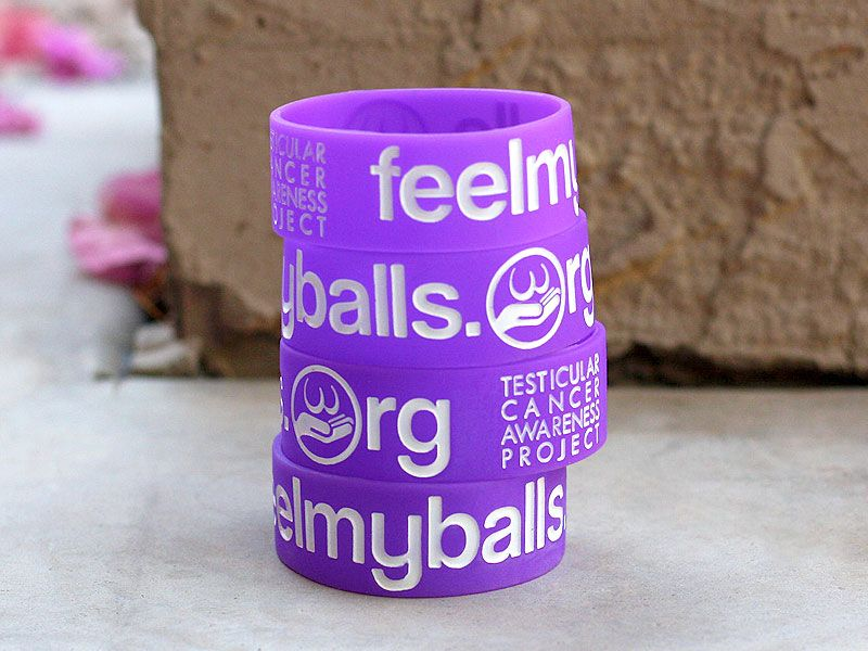 cancer month fundraiser june fundraisers awareness bracelet testicular