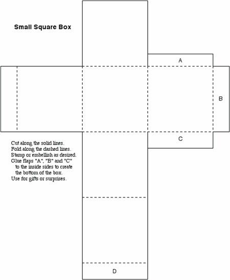 3d box | Art projects (HS) | Paper box template, Diy box