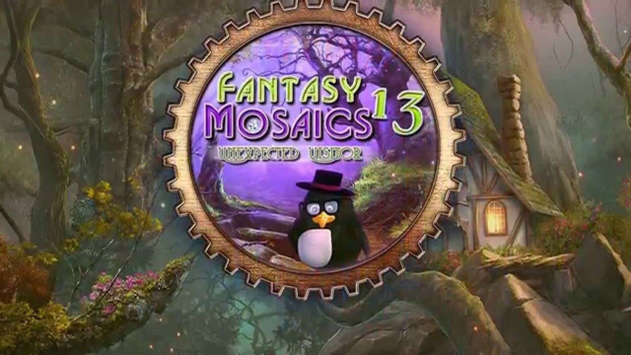 Fantasy Mosaics 13 Unexpected Visitor Download PC Game