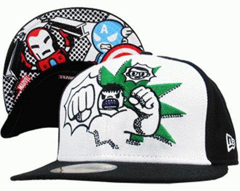 018d7ea1c0f83 Tokidoki Snapback Hat (11)