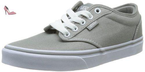 Atwood, Chaussures de Running Fille, Bleu (Suede), 36.5 EUVans