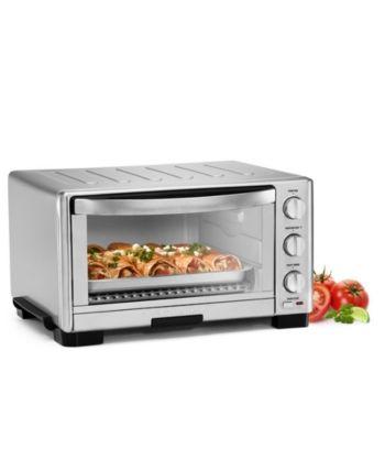 Cuisinart Tob 1010 Toaster Oven 6 Slice Toaster Toaster Stainless Steel Toaster
