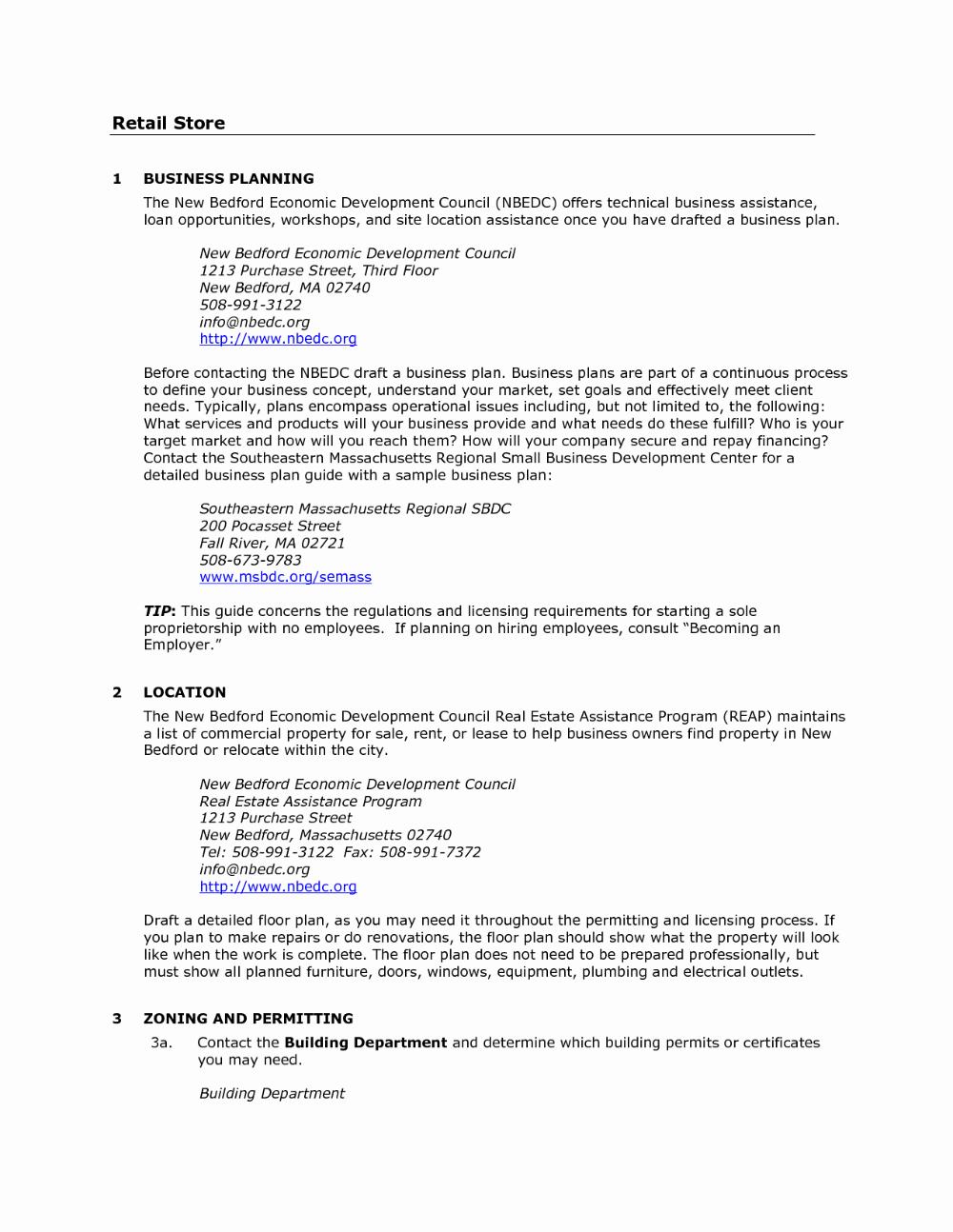 Sample Of Retail Business Plan Guiaubuntupt For Retail Business Proposal Retail Business Plan Template Business Plan Template Free Business Proposal Template