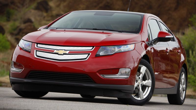 2012 Chevy Volt Drives 400 000 Miles With Little Battery Degradation Chevrolet Volt Chevrolet Chevy