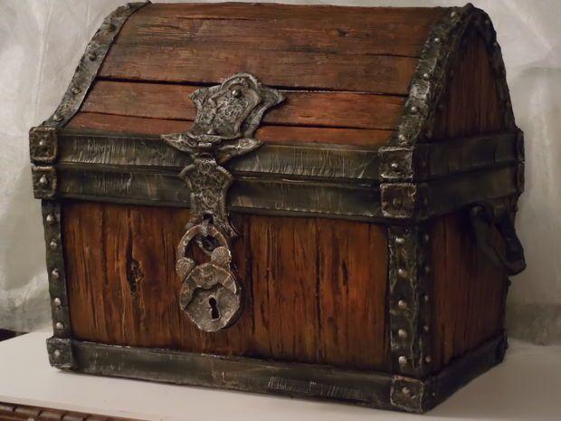 If I Could I Wood A Shaper Sheet Treasure Chest