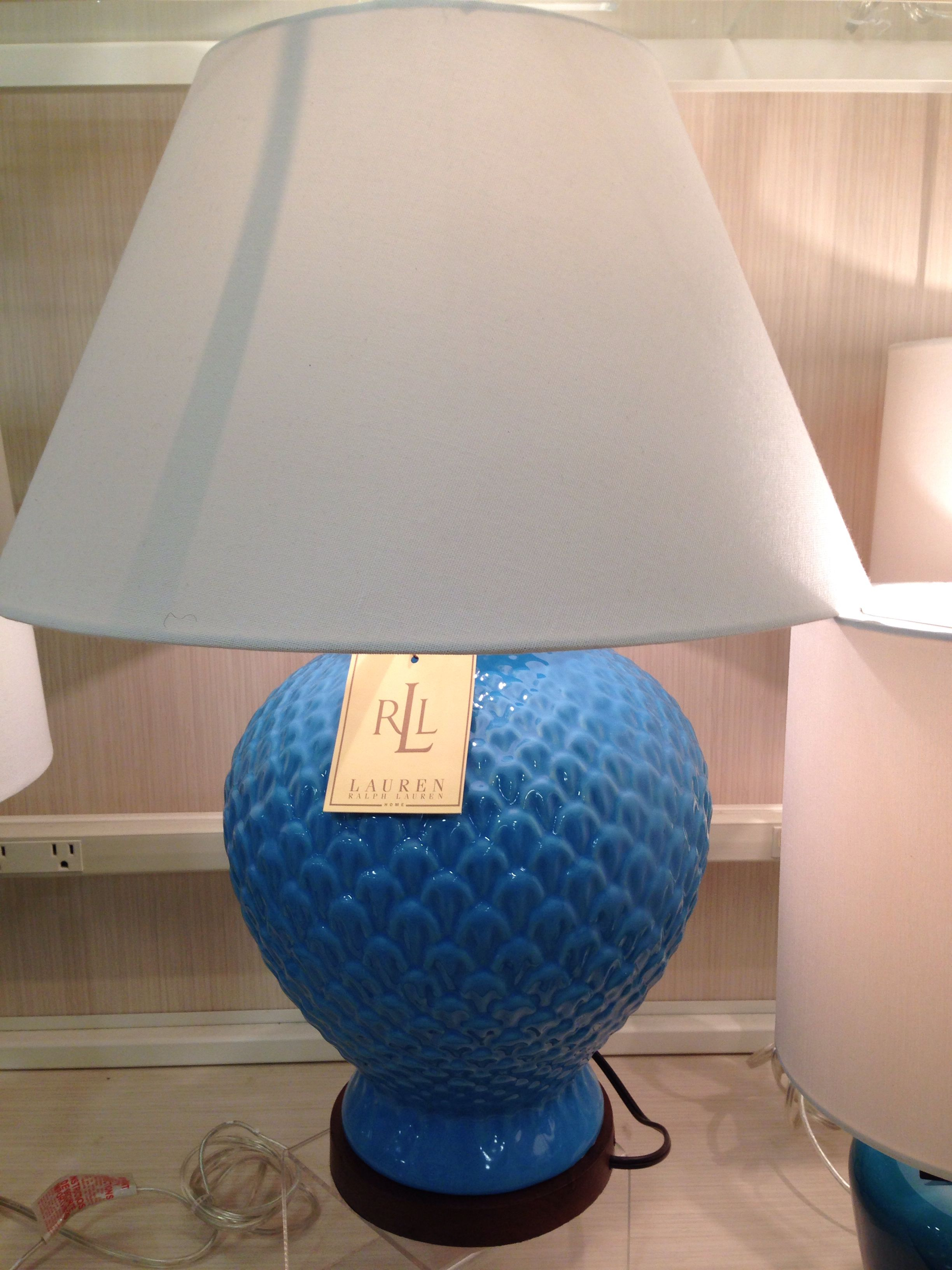 Ralph Lauren Lamp Table Lamp Lamp Beautiful Lamp