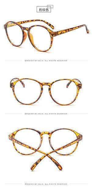 GUANGDU 2017 Newest Fashion Glasses Frames Vintage Eyeglasses Frame ...