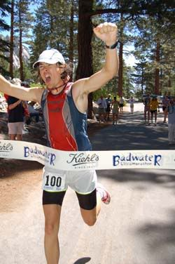"""Scott Jurek,,ultramarathoner (""""El Venado"""" (the deer), as called by the Tarahumara natives of Mexico). I admire Scott because he isn't about money, fame, or necessarily about competing against others. He's about the love of running and seeing what he personally can do. When he went to Mexico to run with the Tarahumara, he didn't go to run against them. He went to run with them. I love that."""