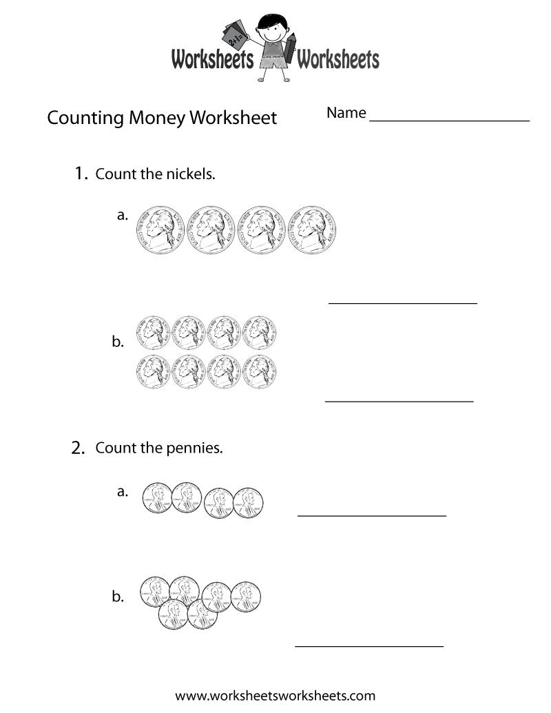 Practice Counting Money Worksheet Printable Money Worksheets Counting Money Worksheets Counting Money [ 1035 x 800 Pixel ]