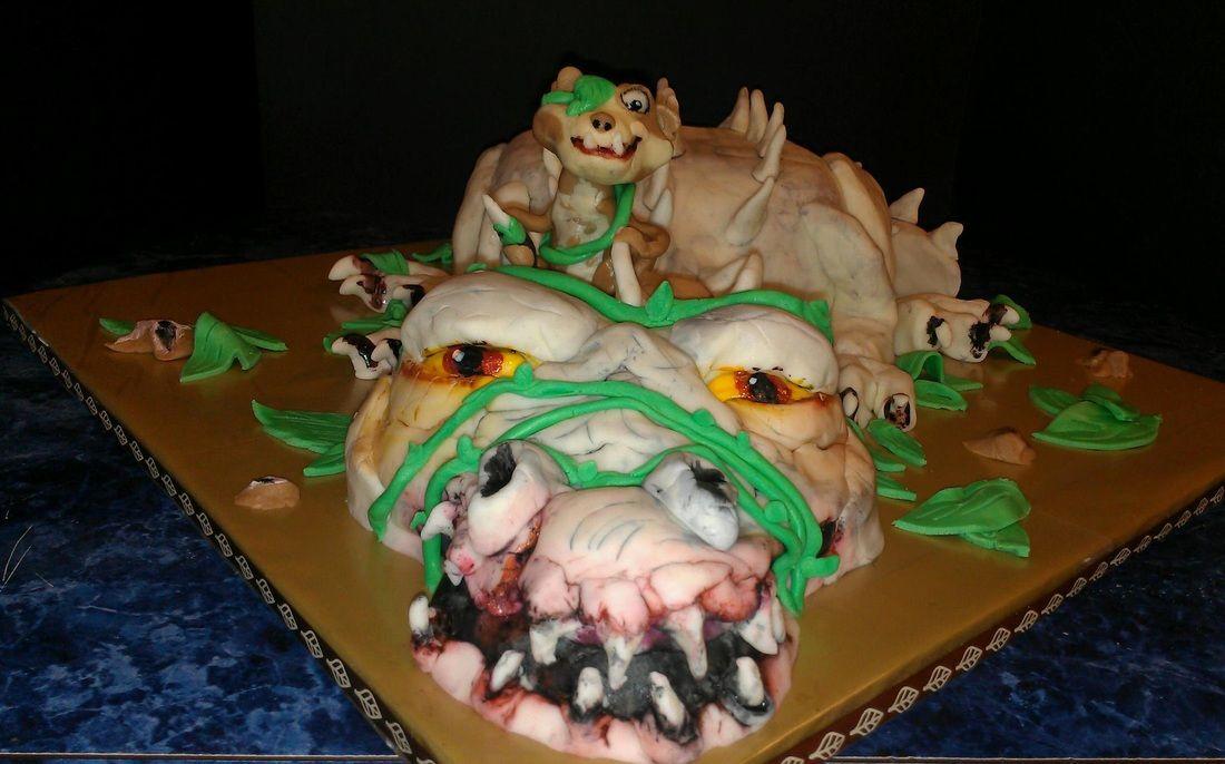 Rudy From Ice Age Iii Cake Turtle Mom Treats Cakes