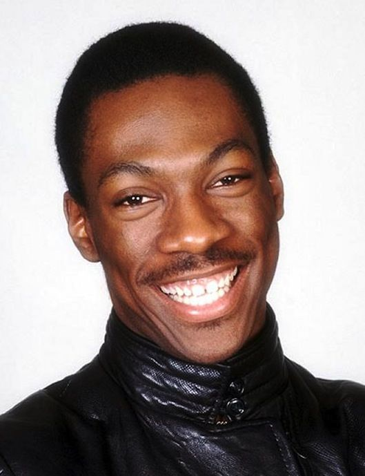 eddie murphy height