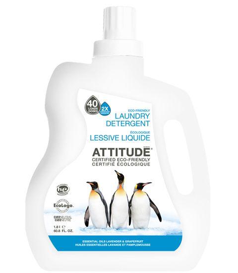Laundry Detergent Attitude Eco Friendly Laundry Detergent