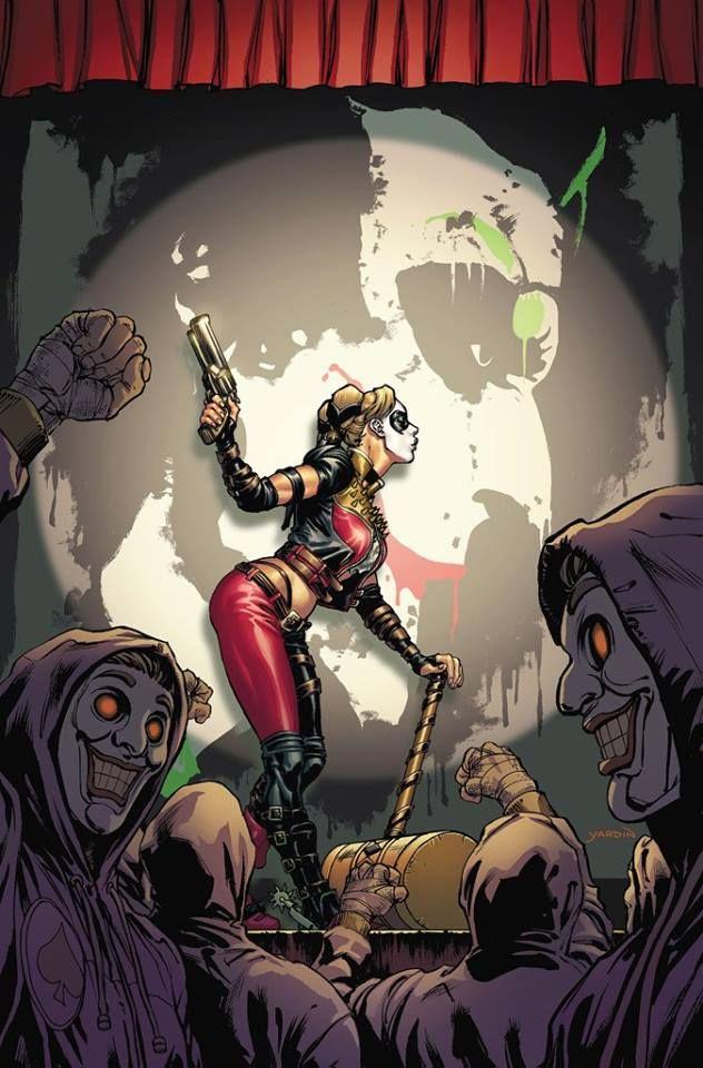 Injustice: Harley Quinn by David Yardin
