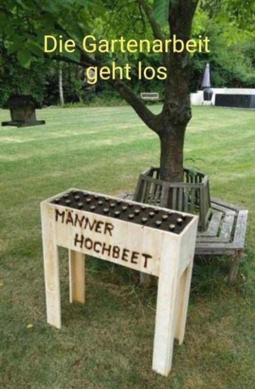 Die Gartenarbeit Geht Los Gartenwegeideen Gartenwegeanlegen Gartenwege In 2020 Lustige Geschenkideen Lustige Humor Bilder Geburtstags Geschenk Mann