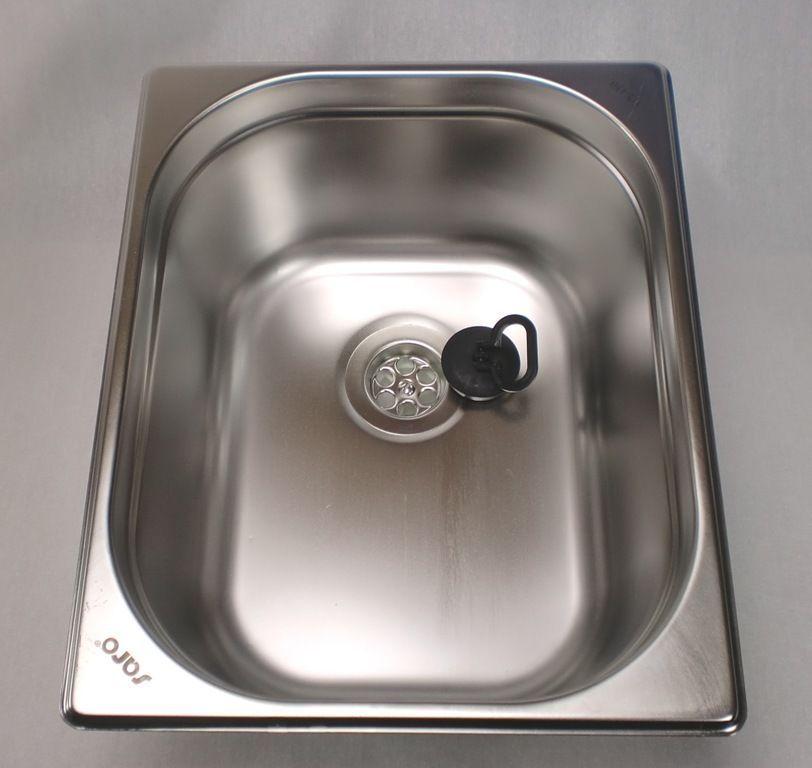 Details Zu 1 1 2 Edelstahl Spule Spulbecken Waschbecken