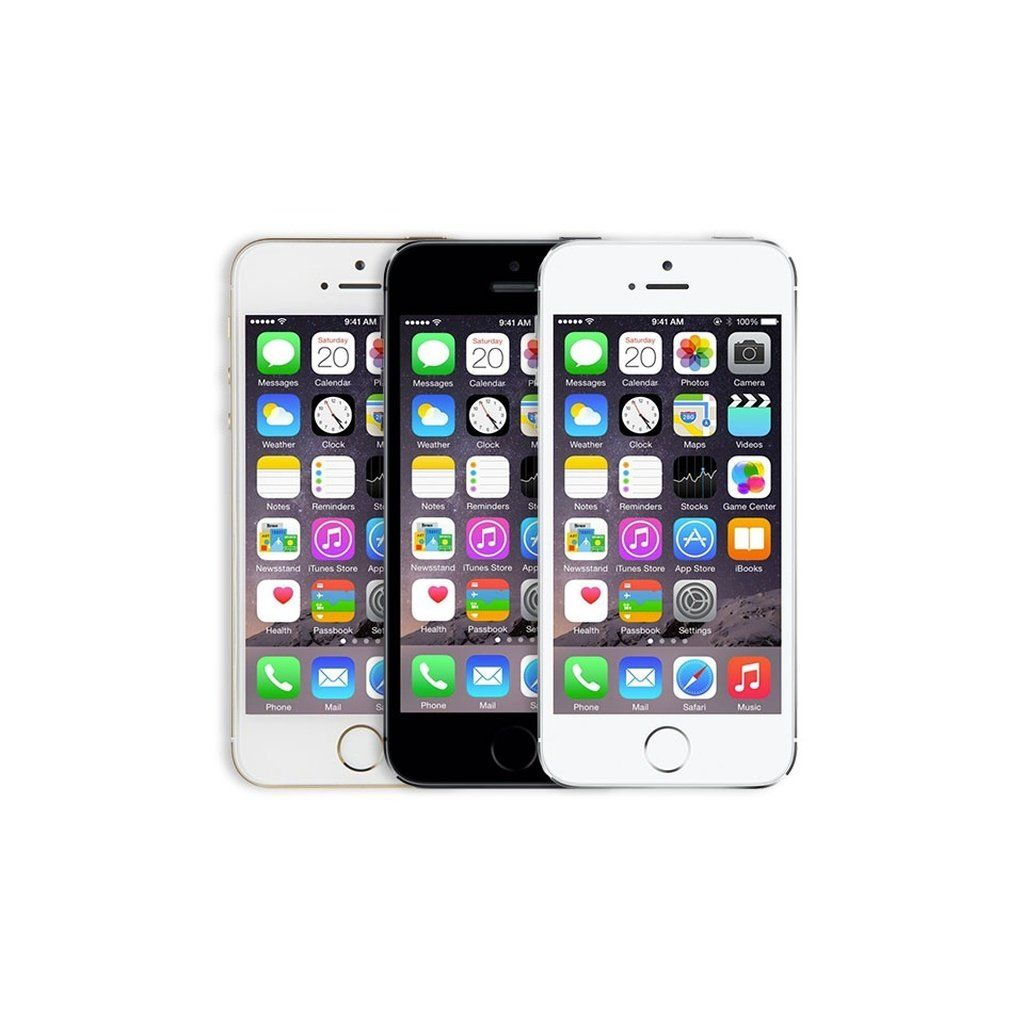 Refurbished iPhone 5s GSM Unlocked Touch ID Apple