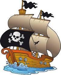 Resultado de imagen para imagenes barcos piratas infantiles ... 75a42de4c94