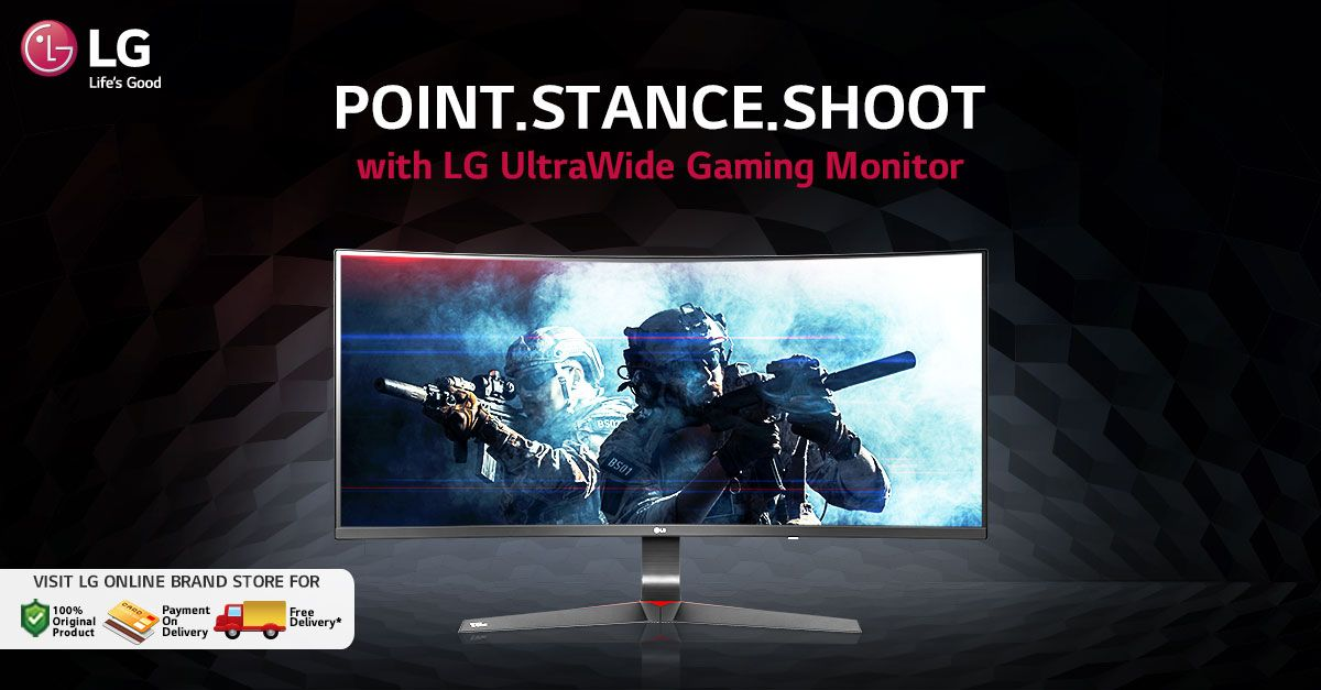 Unfold A Gaming Experience Like Never Before With Lg Ultrawide Gamingmonitor Buy It Now From The Lg Onlinebrandstore Online Branding Monitor Entertaining