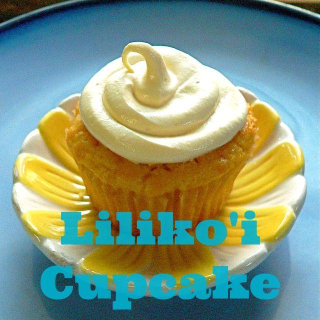 Lilikoi Lovers Passionfruit Cupcakes (Vanilla Cake) — MK Carroll