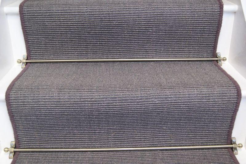 Best Crucial Trading Grey Sisal Mini Stair Runner £99 Carpet 400 x 300