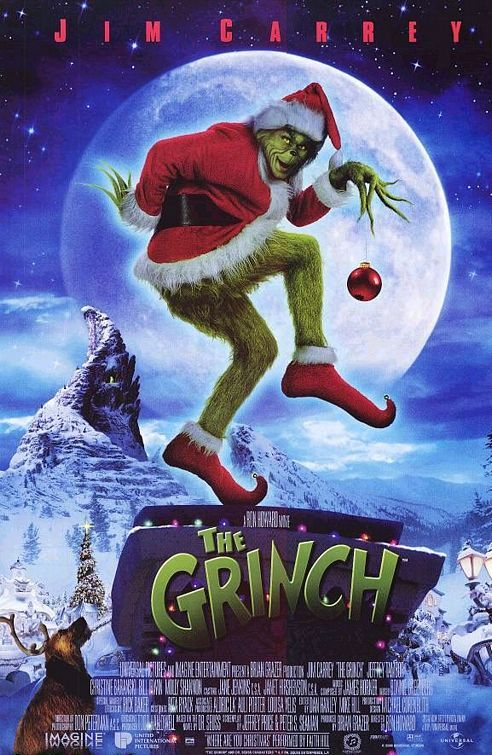 How The Grinch Stole Christmas 2000 Best Christmas Movies Christmas Movies The Grinch Movie