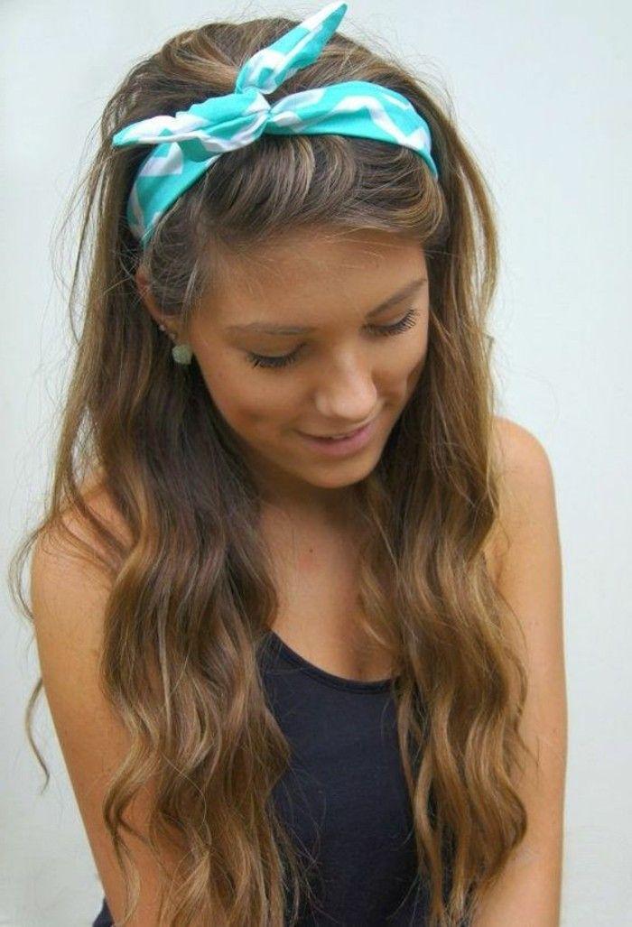 Coiffure ado fille 74 idées de coiffure simple et rapide