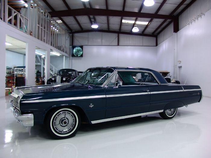 1964 Chevrolet Impala Impala 409 Ss Hardtop Chevrolet