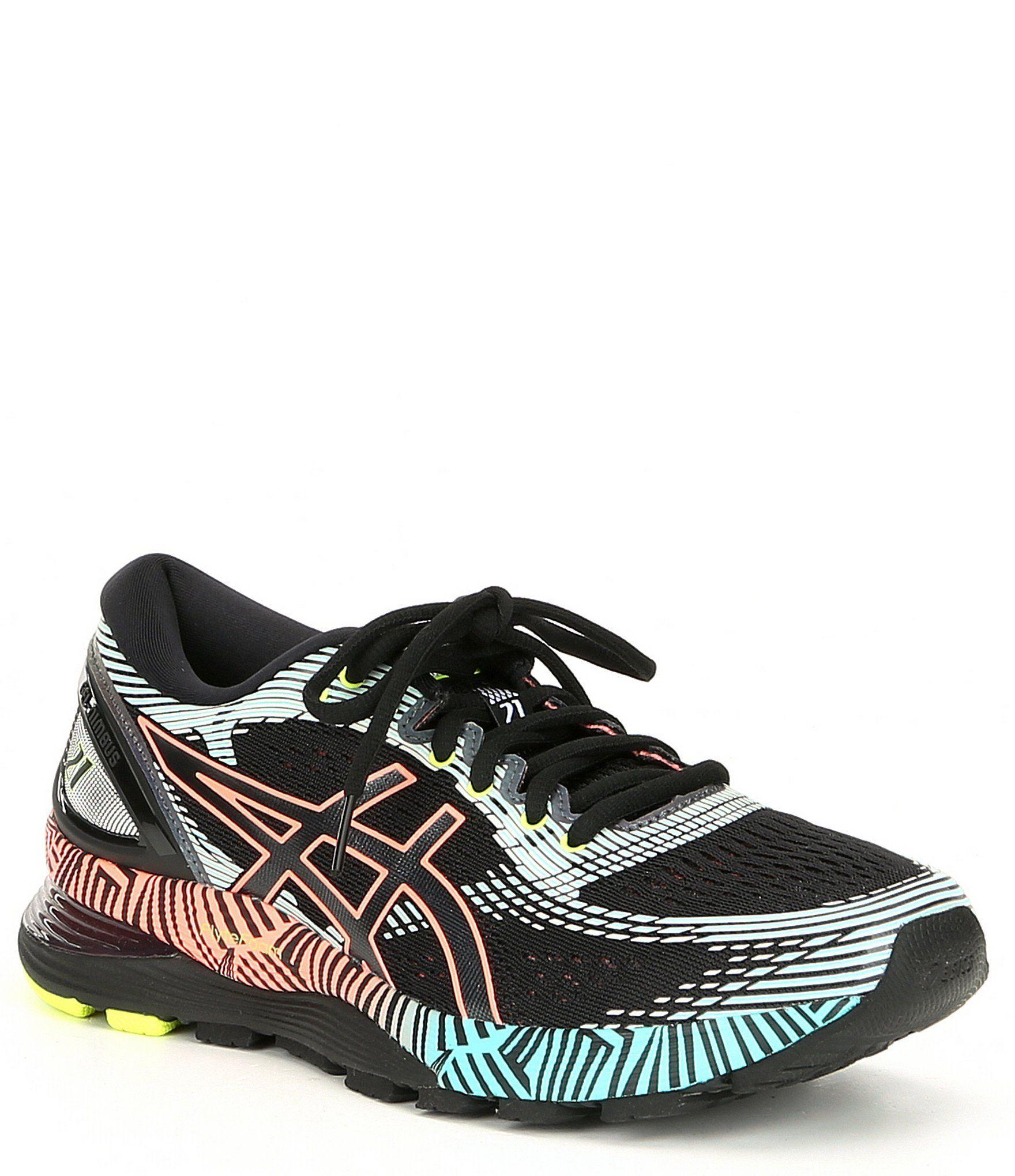 ASICS Women's GEL-Nimbus 21 Lite-Show Running Shoe ...