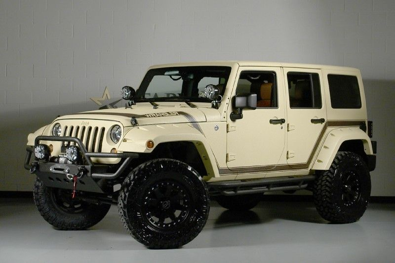 2013 Jeep Wrangler Unlimited 24s Pkg We Finance Dallas Texas