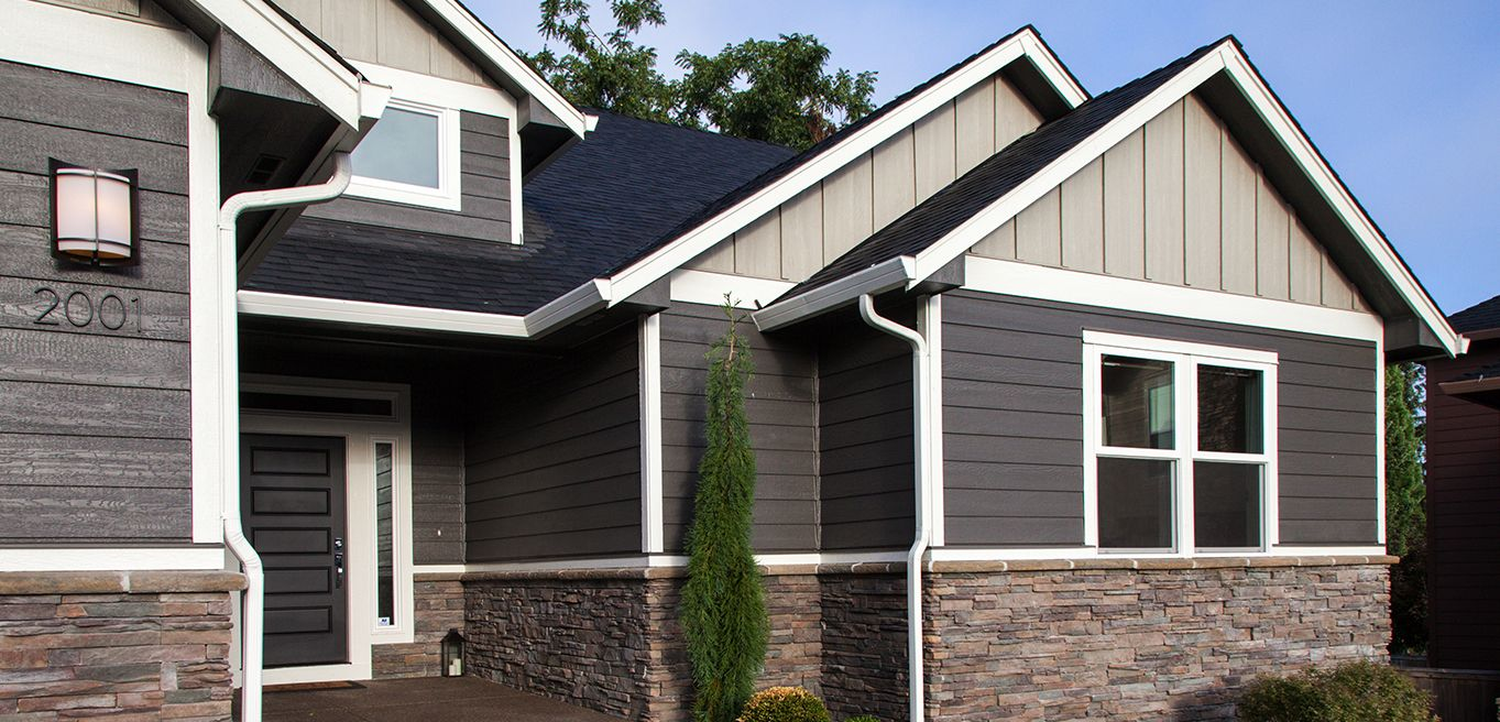 The 10 Smartest Home Remodels To Get In 2016 Exterior Siding House Exterior Clapboard Siding