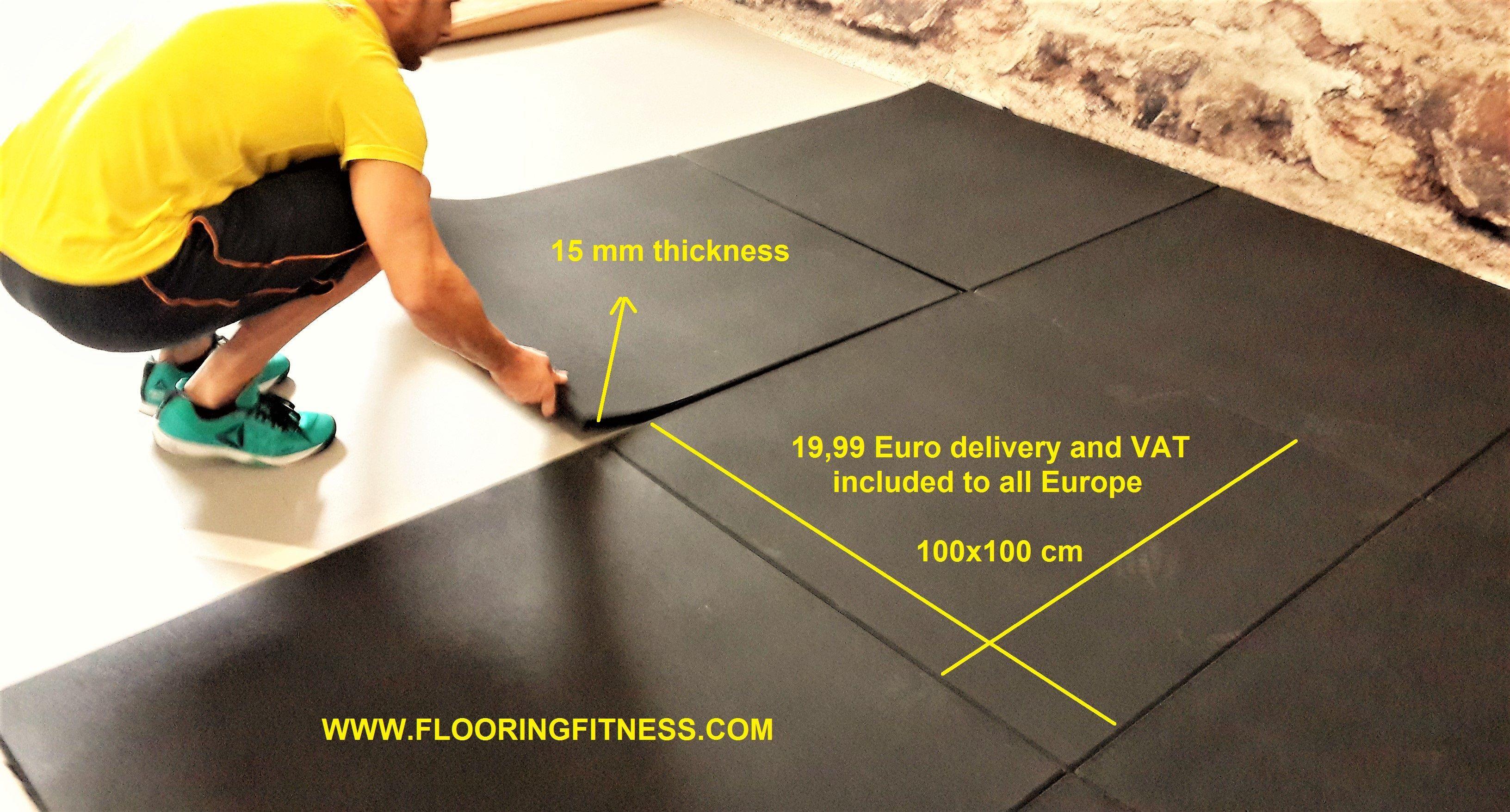 Gym flooring tiles 1999 euro flooringfitness gym flooring gym flooring tiles 1999 euro flooringfitness dailygadgetfo Image collections