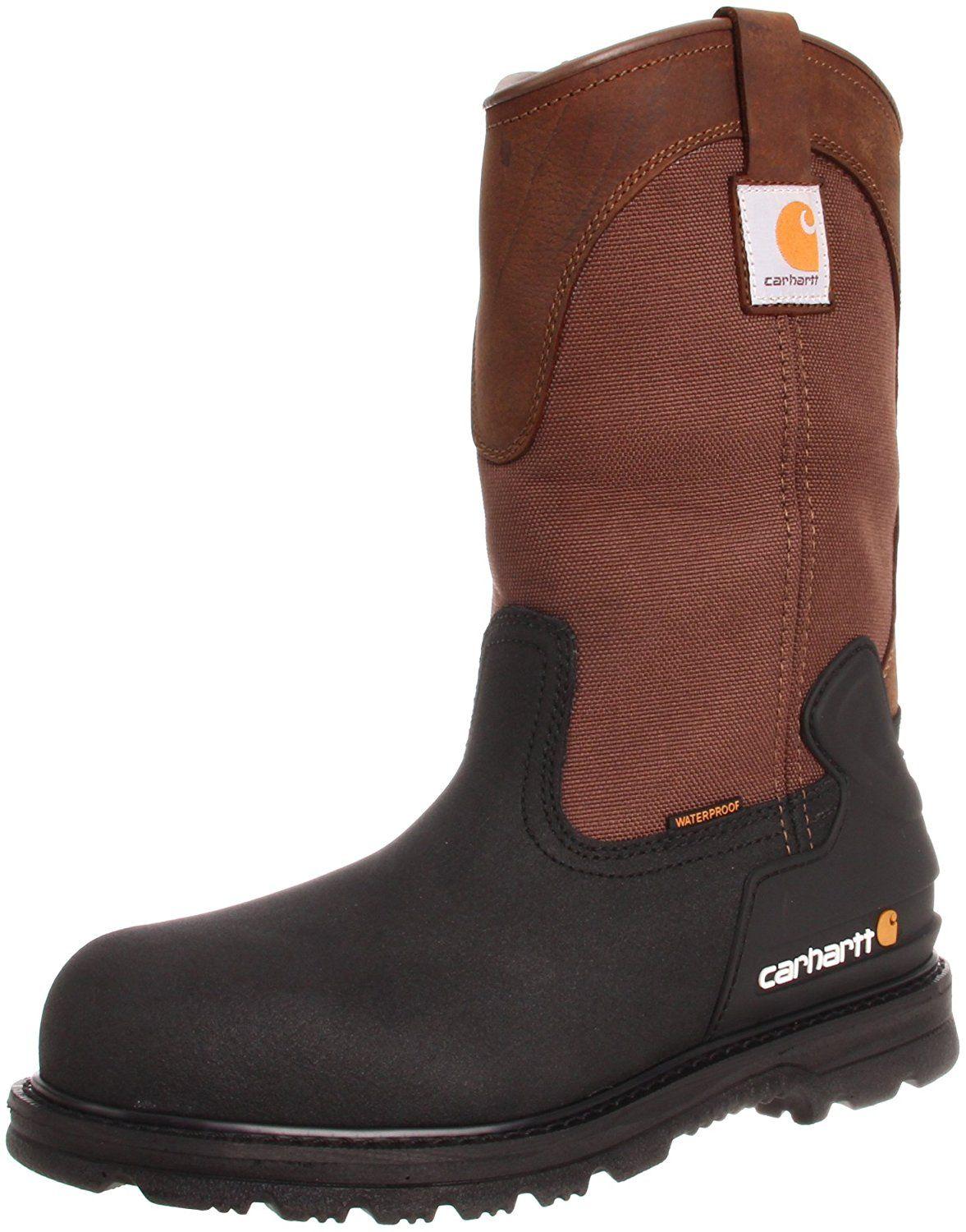 f5456882abe Carhartt Men's CMP1259 11 Mud Well Steel Toe Work Boot * Awesome ...