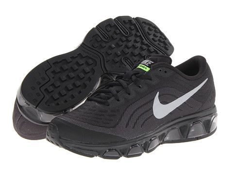 ... norway nike air max tailwind 6 black black dark grey white zappos.  7e981 10320 3c50db9787dd