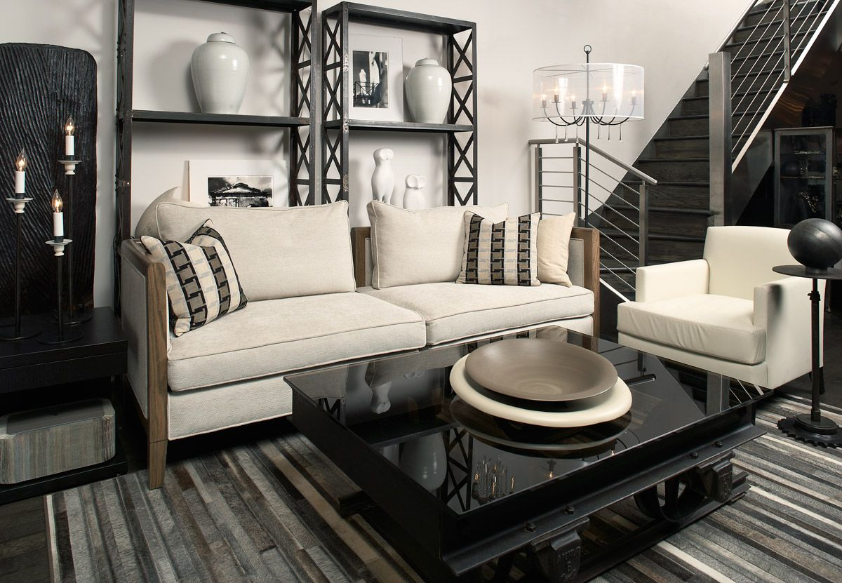 Industrial chic by Interieurs