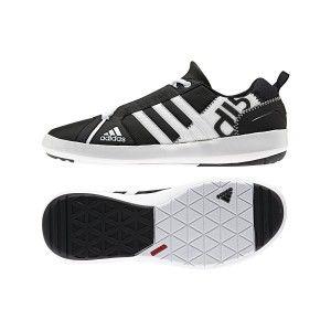 14338b7270804d Boat shoe · Adidas Boat Lace DLX Segelschuh schwarz weiß