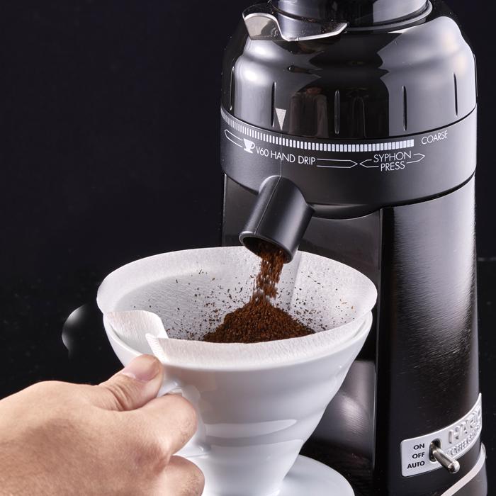 V60 Electric Coffee Grinder HARIO Co., Ltd. Coffee