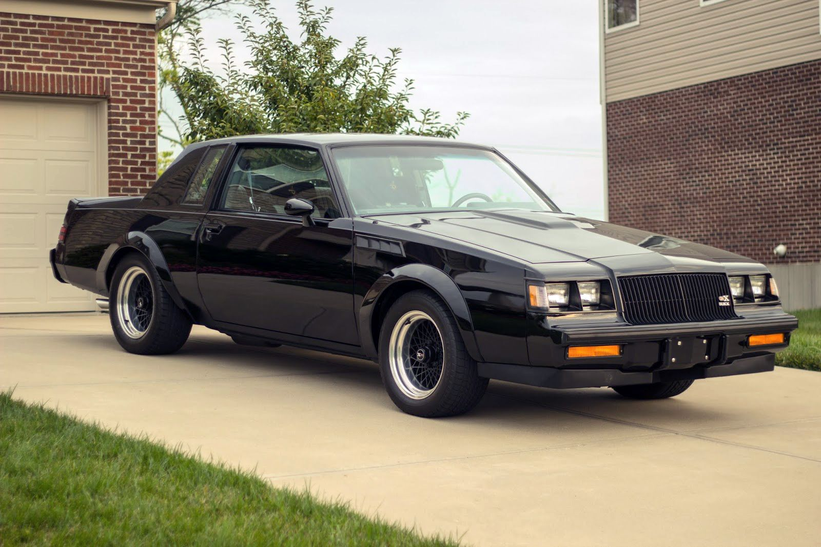 Buick Gnx Buick Grand National Grand National Car 1987 Buick Grand National