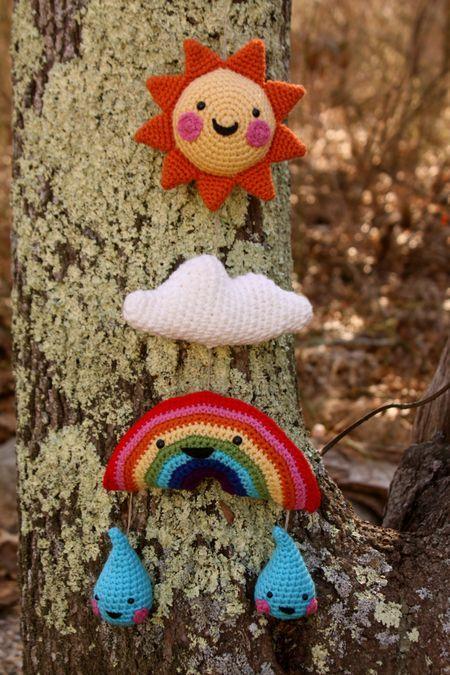 Sunny crochet