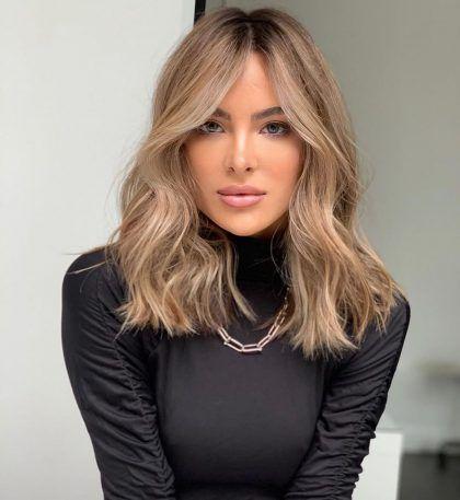 15 самых модных оттенков русых волос, как покрасит