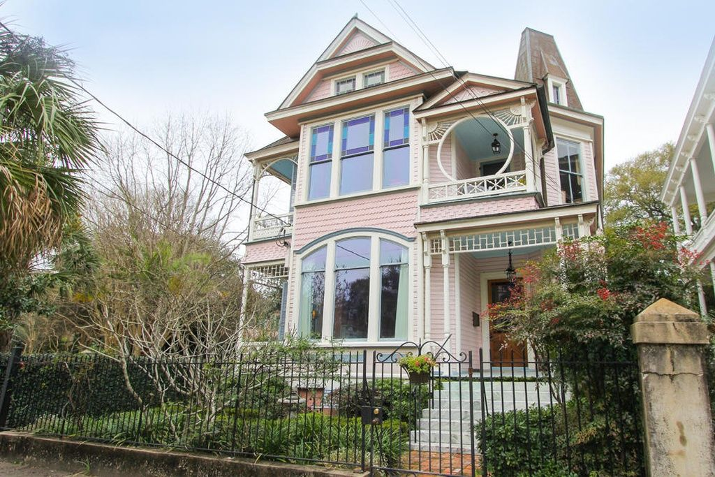 40 Montagu St, Charleston, SC 29401 | Zillow | [Old House