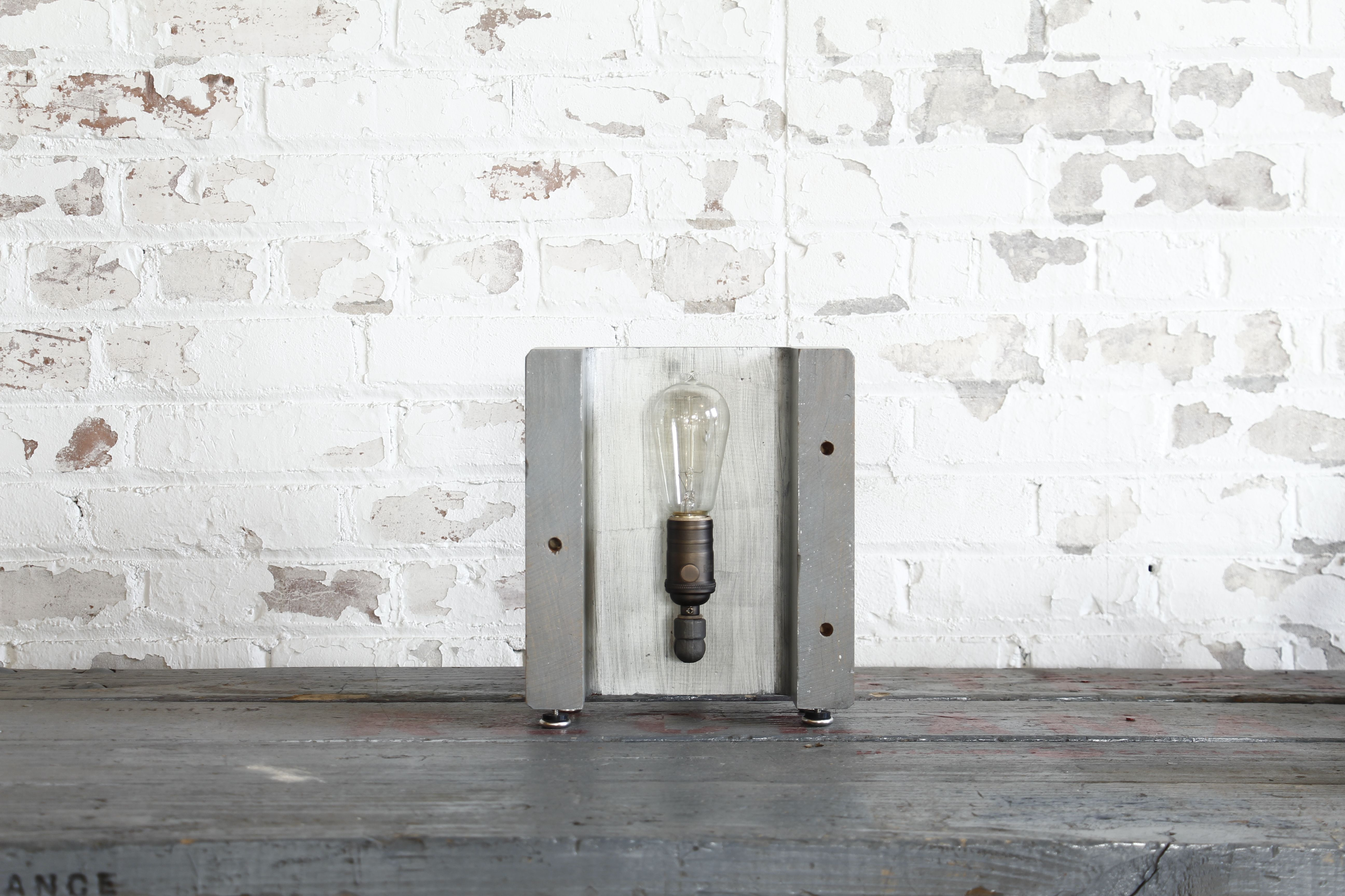 15 Of 80 Limited Edition Foundry Lights By Rustbelt Reclamation, A Reclaimed  Wood Furniture Manufacturer And Design Consultancy Located In Cleveland,  Ohio.