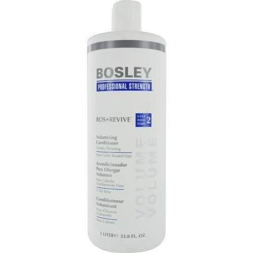 Bos Revive Volumizing Conditioner Visibly Thinning Non Color Treated Hair 33.8 Oz