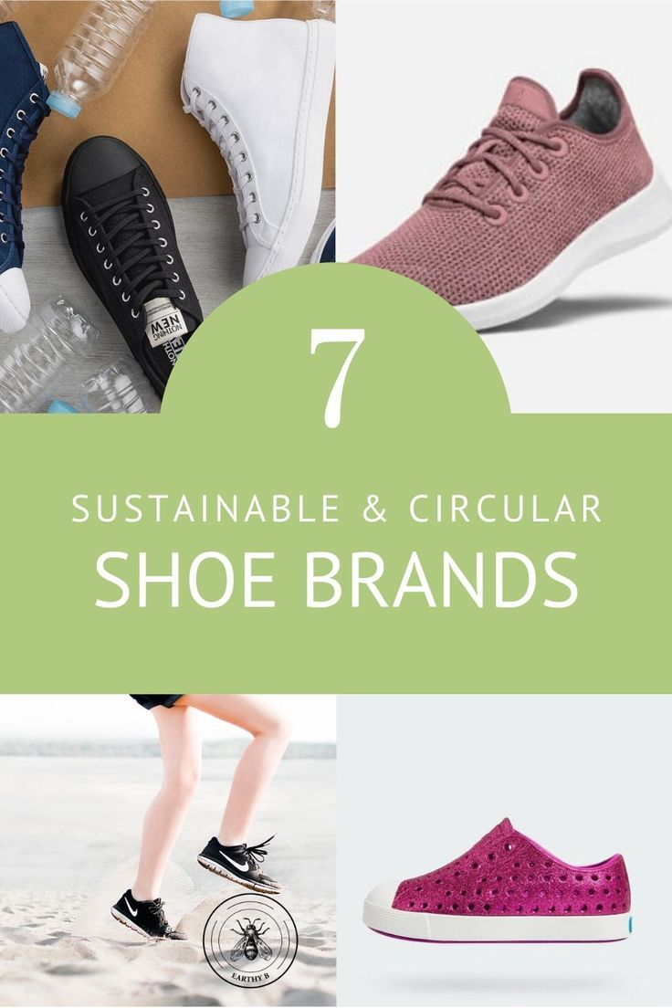 Recycled shoes, Shoe brands
