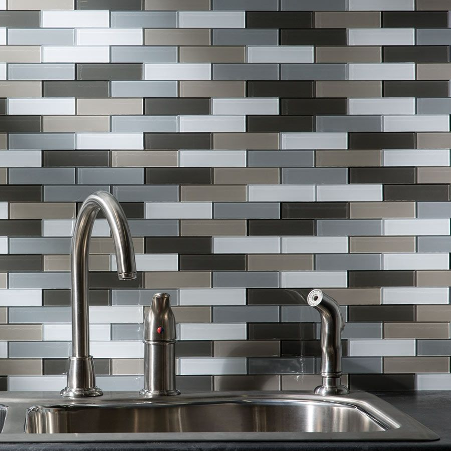 Aspect mini subway rustic clay matted backsplash kit i cant believe easy diy kitchen makeover with self adhesive glass tiles transform your decor with aspect mini subway matted backsplash tile kit dailygadgetfo Choice Image