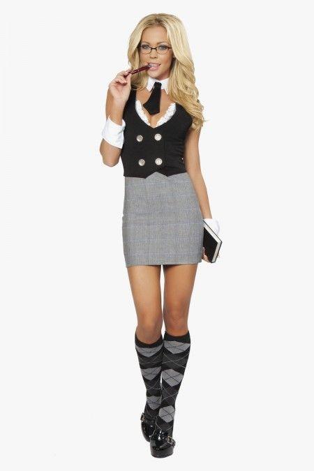 da3b12a303d Sexy Librarian - Costumes